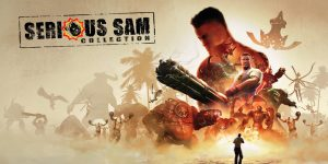 Serious Sam Collection (PS4, PSN)