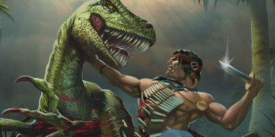 Legenda – PS4-re is megjelenik a Turok gyűjtemény