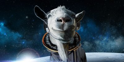 Goat Simulator – Waste of Space DLC (PS4, PSN)