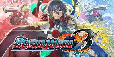 Blaster Master Zero III – július végén érkezik