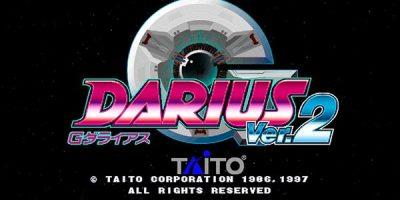 Darius Cozmic Revelation – bejelentve a G-Darius Ver. 2 update