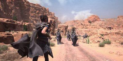 Forspoken – hosszabb előzetes a Square Enix újgenerációs szerepjátékáról