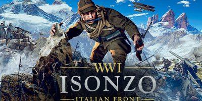 Isonzo – első világháborús lövöldözés