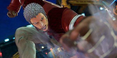 The King of Fighters XV – Yashiro Nanakase a porondon