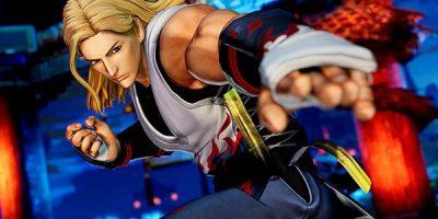 The King of Fighters XV – előzetes a legendás Andy Bogardról