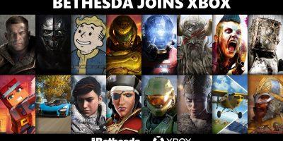 Microsoft – lesznek multiplatform Bethesda játékok