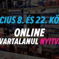 [Platinum Shop] Online zavartalanul nyitva!