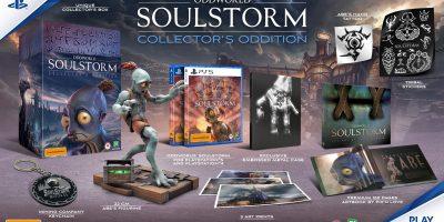 Oddworld: Soulstorm – júliusban fizikai verziót is kap