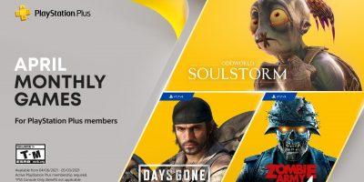 PlayStation Plus – hivatalos az április adag