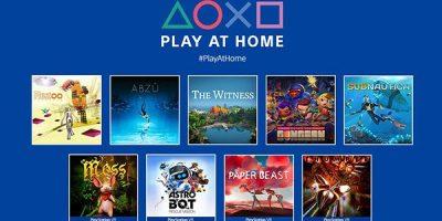 PlayStation – 10 új játékra csaphatsz le teljesen ingyen az otthonmaradás jegyében