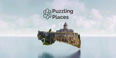 Puzzling Places – 3D-s kirakó télen
