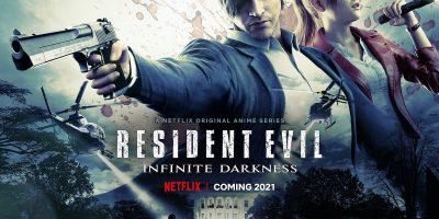 Resident Evil: Infinite Darkness – poszter az animációs sorozatról és részletek a sztoriról