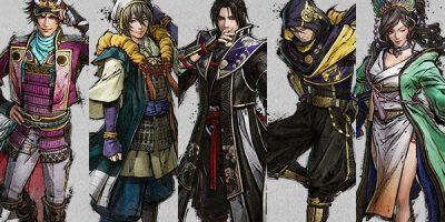 Samurai Warriors 5 – 15 perc játékmenet