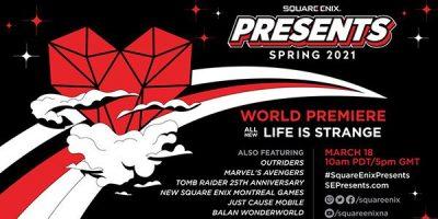 Square Enix Presents: Spring 2021 – minden hír egy helyen