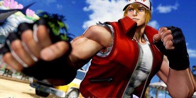 The King of Fighters XV – Terry Bogardról szól az új előzetes