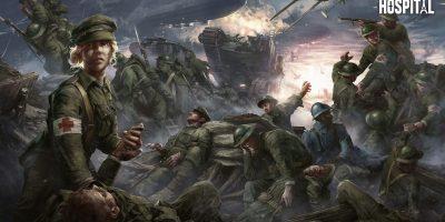 War Hospital – társadalmi túlélés az első világháborúban