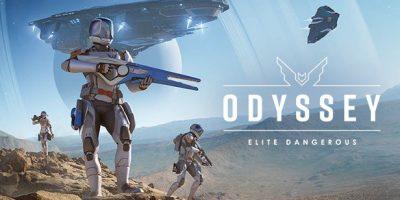 Elite Dangerous – új bemutató az Odyssey kiegészítőről