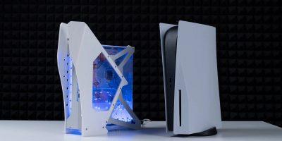 PlayStation 5 – működőképes vízhűtéses konzolt csinált egy modder