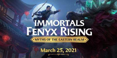 Immortals Fenyx Rising – március végén érkezik a kínai mitológiás kiegészítő