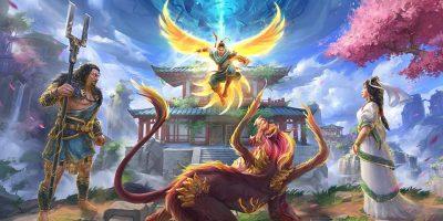 Immortals Fenyx Rising – Myths of the Eastern Realm kiegészítő (PS5, PS4, PSN)