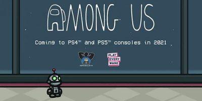 Among Us – PS4-re és PS5-re is megjelenik a sikeres közösségi játék