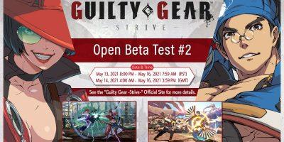 Guilty Gear: Strive – május közepén lesz a második béta