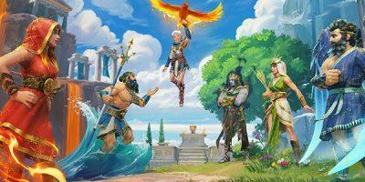 Immortals Fenyx Rising – elérhető a The Lost Gods kiegészítő
