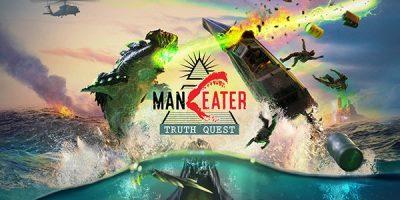 Maneater – készül egy kiegészítő