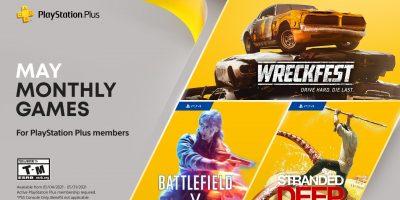 PlayStation Plus – bejelentve a májusi adag