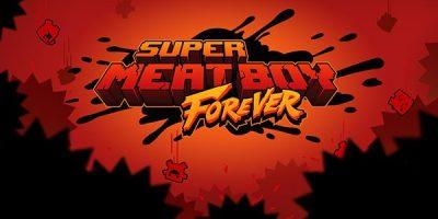 Super Meat Boy Forever – pénteken érkezik