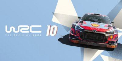 WRC 10 – hivatalos az új rész