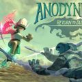 Anodyne 2: Return to Dust (PS5, PS4, PSN)