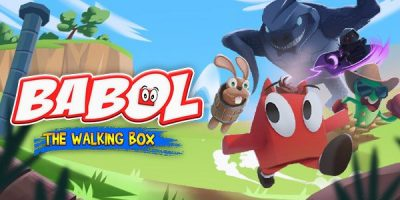 Babol the Walking Box – 3D-s platformer június végén