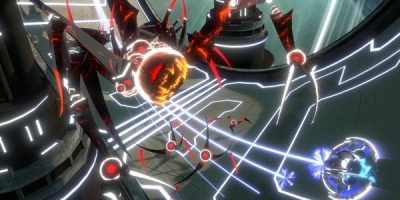 Curved Space – csúszik a twin-stick shooter
