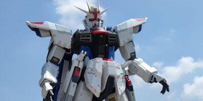 Mobile Suit Gundam SEED – elkészült az életnagyságú szobor Kínában, dolgoznak egy új játékon