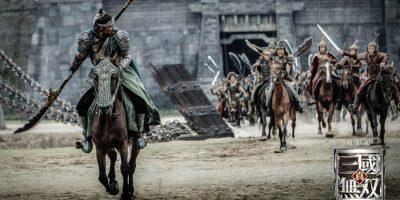 Dynasty Warriors – bukta a film Kínában