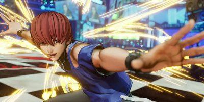 The King of Fighters XV – végre új videó, a fókuszban Chris