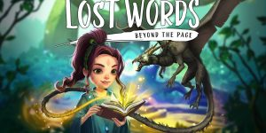 Lost Words: Beyond the Page (PS4, PSN)