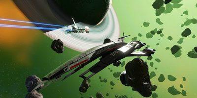 No Man's Sky – az új expedícióban a Mass Effect hajója is elérhető