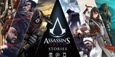 Assassin's Creed Stories – több feldolgozás több médiumban