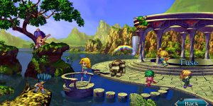 SaGa Frontier Remastered (PS4, PSN)