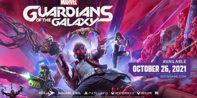 Marvel's Guardians of the Galaxy – októberben jelenik meg