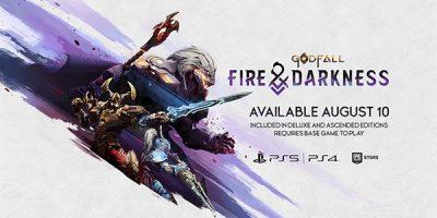 Godfall – augusztus elején jön PS4-re