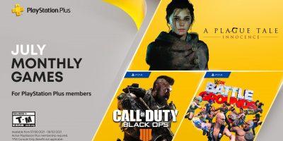 PlayStation Plus – hivatalos a júliusi kínálat