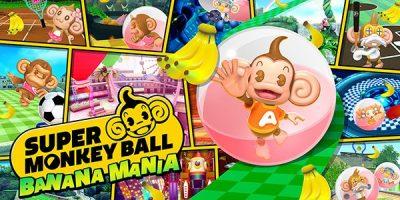 Super Monkey Ball: Banana Mania – gyűjteményben tér vissza