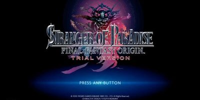 Stranger of Paradise: Final Fantasy Origin – közel egy óra játékmenet a demóból