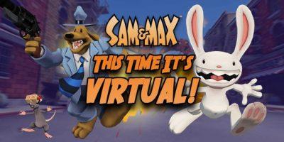 Sam & Max: This Time It's Virtual! – játékmenet videó a VR-os visszatérésről