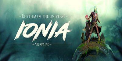 Rhythm Of The Universe: Ionia –  logikai zenés móka VR-ban