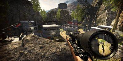 Sniper Elite VR – ilyen lesz a VR-os röntgenkamera