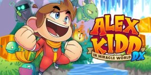 Alex Kidd in Miracle World DX (PS4, PS5, PSN)